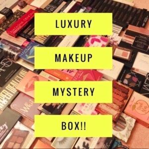 ‼️NEW‼️ LUXURY MAKEUP MYSTERY BOX